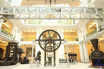 25 Jahre Synergy, Feier im technischen Museum Wien