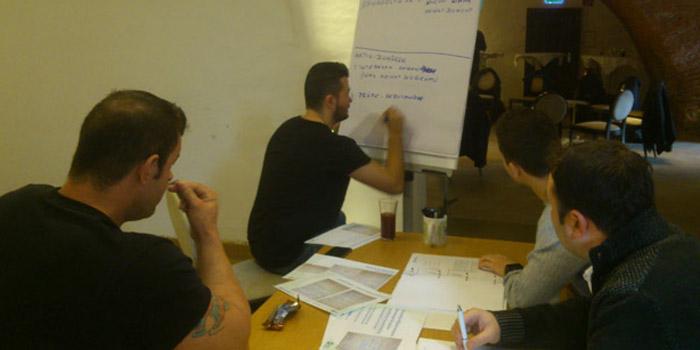 Gespräche effizient meistern - Umsetzung